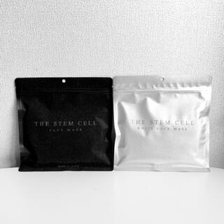 THE STEM CELL フェイスマスク 美容パック  2個セット(パック/フェイスマスク)