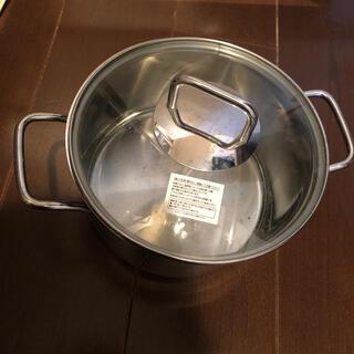ヴェーエムエフ(WMF)のWMF 鍋 20cm 両手鍋(鍋/フライパン)