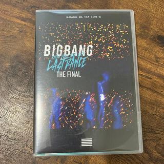 ビッグバン(BIGBANG)のBIGBANG JAPAN DOME TOUR 2017 -LAST DANCE(ミュージック)