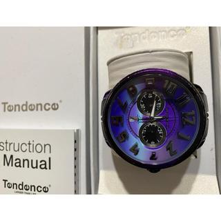 テンデンス(Tendence)のテンデンス ジャンクディカラー 50mm オーロラ TENDENCE 腕時計(腕時計(アナログ))