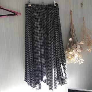 merlot - merlot プリーツスカート