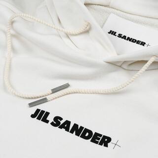 ジルサンダー(Jil Sander)のJIL SANDER ジルサンダー スウェットパーカーM(パーカー)
