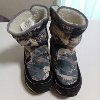 エイチアンドエム(H&M)のスノーブーツ 17センチ(ブーツ)