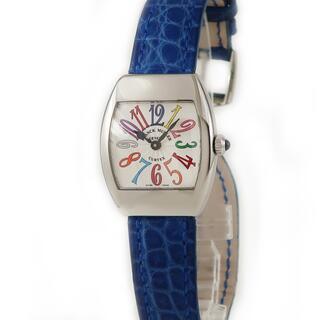 フランクミュラー(FRANCK MULLER)のフランクミュラー  グレイスカーベックス カラードリームス 2267QZ(腕時計)