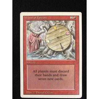 マジックザギャザリング(マジック:ザ・ギャザリング)のMTG Wheel of Fortune(シングルカード)