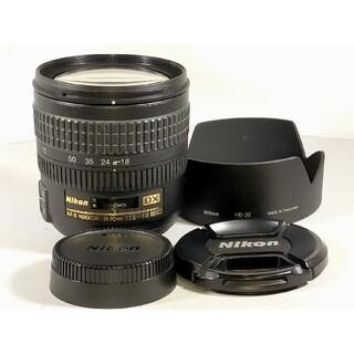 Nikon - Nikon AF-S NIKKOR 18-70㎜ f3.5-4.5G ED DX
