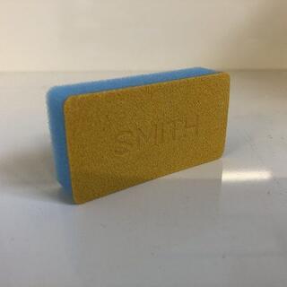 スミス(SMITH)のSMITH スミス【SNOW ERASER】青 ゴーグルレンズの曇り拭き(アクセサリー)