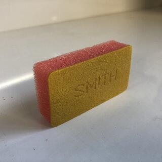 スミス(SMITH)のSMITH スミス【SNOW ERASER】赤 ゴーグルレンズの曇り拭き(アクセサリー)