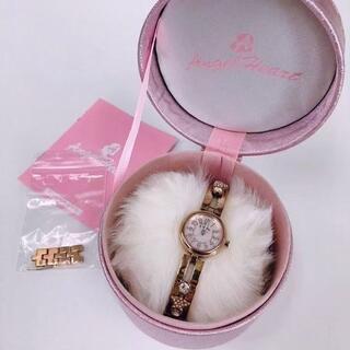 エンジェルハート(Angel Heart)のANGEL HEART♡ラブスウィング腕時計♡WL23PG♡エンジェルハート♡(腕時計)
