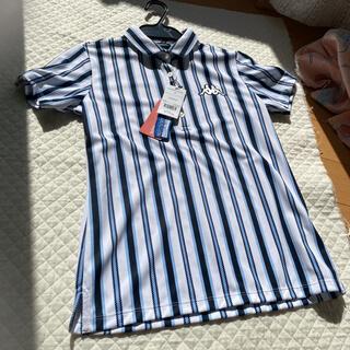 kappa GOLFレディスサンプルシャツサイズm