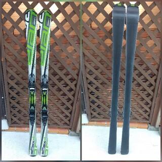 エラン(Elan)のelan エラン eFlex4 スキー板 160cm(板)
