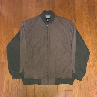 ステューシー(STUSSY)のold stussy 異素材jacket(ブルゾン)