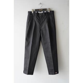 ディッキーズ(Dickies)のBED J.W. FORD Dickies Trousersツイルパンツブラック(スラックス)