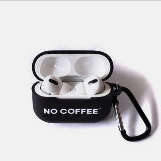 ① nocoffee AirPodspro case  ノーコーヒー (ヘッドフォン/イヤフォン)