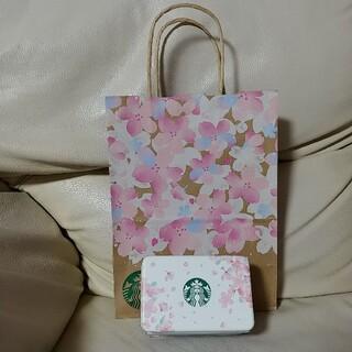 スターバックスコーヒー(Starbucks Coffee)のスタバ さくら&ベリーチョコレート クッキー2021.7.10(菓子/デザート)