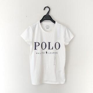 POLO RALPH LAUREN - 【新品未使用】ポロラルフローレン // 白のTシャツ