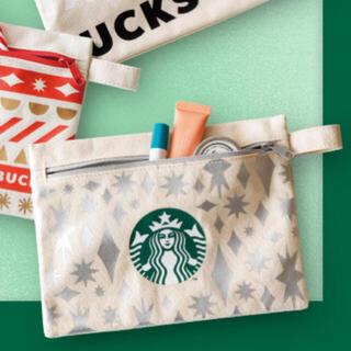 Starbucks Coffee - スタバ ホリデー2020キャンパスポーチ