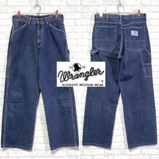 ラングラー(Wrangler)のWrangler ラングラージャパン ペインターパンツ 日本製 W32(ペインターパンツ)