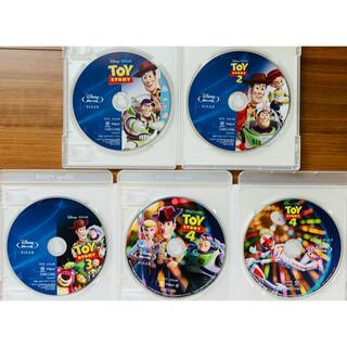 トイ・ストーリー - トイストーリーBlu-rayのみ1234セット  限定パッケージ付 新品未再生品
