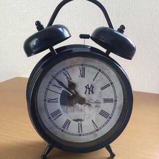 ニューヨーク ヤンキース グッズ 目覚まし時計(記念品/関連グッズ)