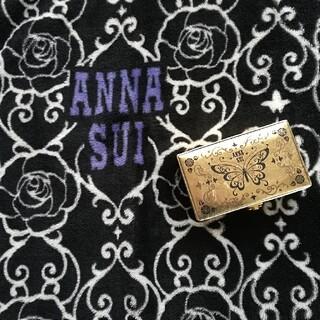 ANNA SUI - ANNA SUI ノベルティセット ジュエリーケース ブランケット