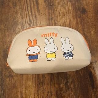 miffy マチ付き収納ポーチ (ポーチ)