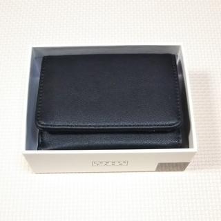 ローリーズファーム(LOWRYS FARM)のローリーズファーム 三つ折り財布 ブラック 新品 ミニ財布(財布)