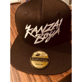 KinKi Kids - KinKi Kids KANZAI BOYA キャップ
