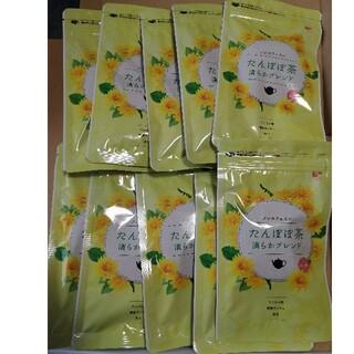 ティーライフ(Tea Life)のティーライフ たんぽぽ茶 5個入×10袋(健康茶)