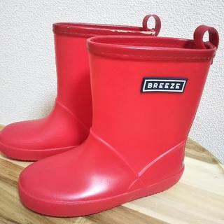 ブリーズ(BREEZE)のブリーズ長靴☆18㎝(長靴/レインシューズ)