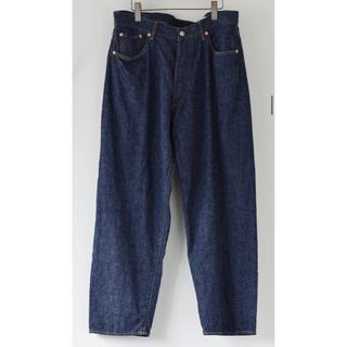 COMOLI - comoli 5p pants 21ss