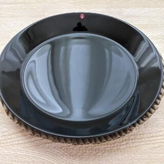 イッタラ(iittala)のティーマ プレート ブラック(食器)