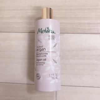 メルヴィータ(Melvita)の(新品・未使用)ビオオイル アルガンオイル 125mL(ボディオイル)