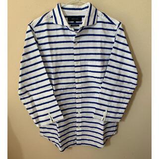シップスジェットブルー(SHIPS JET BLUE)のシップスジェットブルー 青ボーダーシャツ(シャツ)