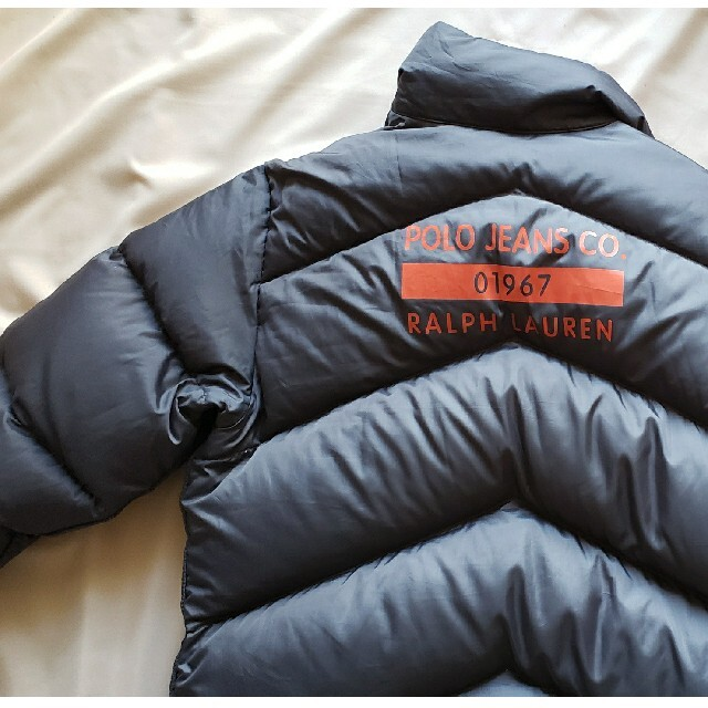 POLO RALPH LAUREN(ポロラルフローレン)のラルフローレン ポロ リバーシブル ダウンジャケット polo ロゴ メンズのジャケット/アウター(ダウンジャケット)の商品写真