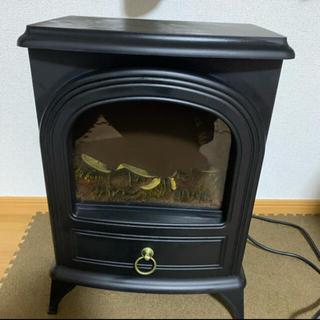 ヒーター 暖炉