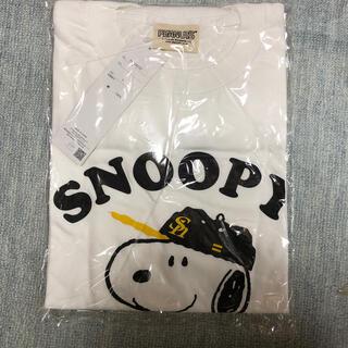ピーナッツ(PEANUTS)のスヌーピー  ソフトバンク Tシャツ(Tシャツ/カットソー(半袖/袖なし))
