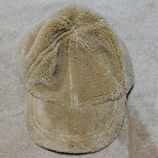 ザラ(ZARA)のほぼ新品 ザラ ザラキッズ ZARA 帽子 ボアキャップ(帽子)