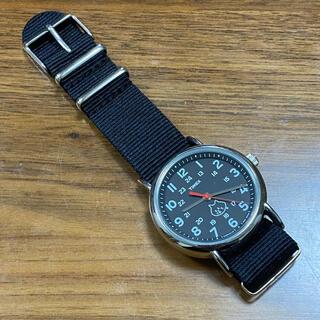 タイメックス(TIMEX)のタイメックス TIMEX 腕時計 にゃー。 限定品(腕時計(アナログ))