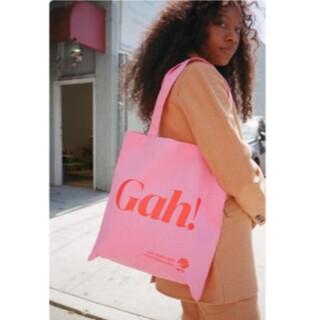 エディットフォールル(EDIT.FOR LULU)のLisa says gah! トートバッグ エコバッグ Pink(エコバッグ)
