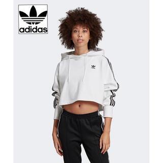 adidas - adidas Originals  ★ クロップド パーカー