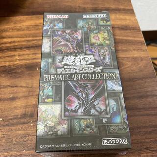 ユウギオウ(遊戯王)の遊戯王 プリズマティックアートコレクション  1box(シングルカード)
