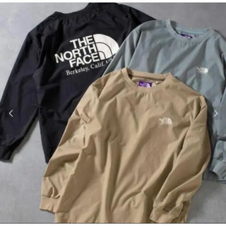 THE NORTH FACE - THE NORTH FACE BEAUTY&YOUTH LOGO TEE