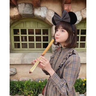 フィント(F i.n.t)の村田倫子ちゃん着用 idem Classical Frill Onepiece(ロングワンピース/マキシワンピース)