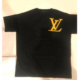 ルイヴィトン(LOUIS VUITTON)のLouis Vuitton ss19 ロゴTシャツ xs(Tシャツ/カットソー(半袖/袖なし))