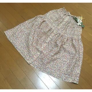 PINK HOUSE - 定価31,500円!ピンクハウスブリッランテフラワースカート2012年