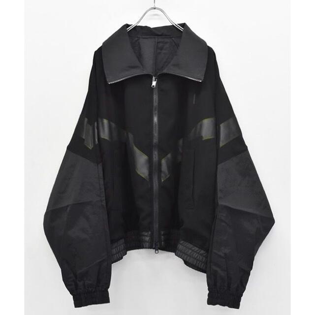 Jieda(ジエダ)のエレファブback transparent JKT[black] メンズのジャケット/アウター(ブルゾン)の商品写真
