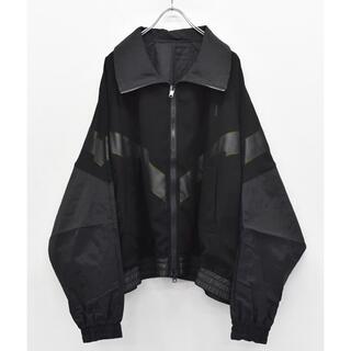 ジエダ(Jieda)のエレファブback transparent JKT[black](ブルゾン)