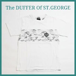ザダファーオブセントジョージ(The DUFFER of ST.GEORGE)のThe DUFFER OF ST.GEORGE ダファー Tシャツ Mサイズ(Tシャツ/カットソー(半袖/袖なし))
