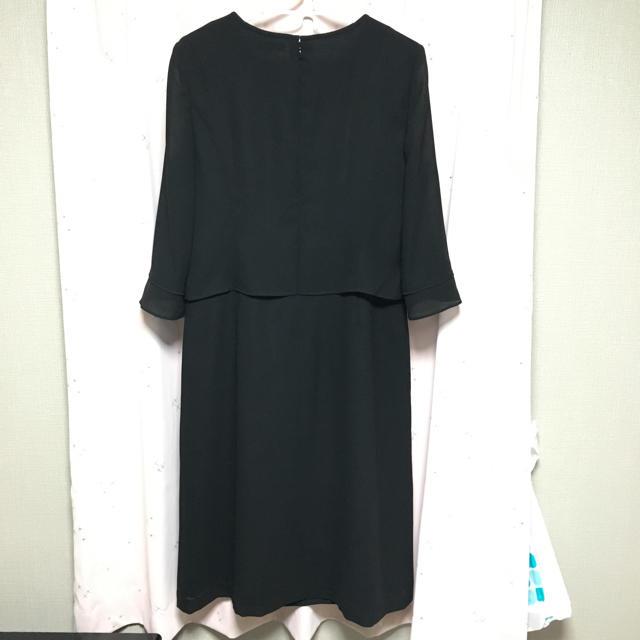 しまむら(シマムラ)の✾CLOSSHI✾喪服 ワンピース 11 レディースのフォーマル/ドレス(礼服/喪服)の商品写真